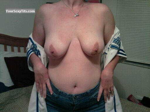 Tit Flash: My Small Tits - B from United States