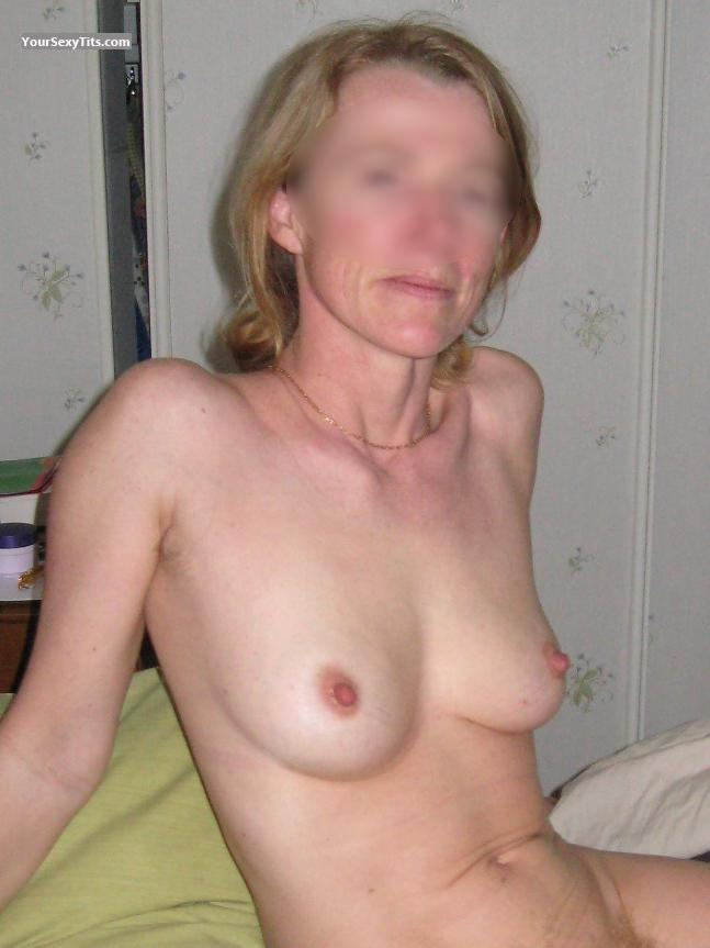 Wife with small tits