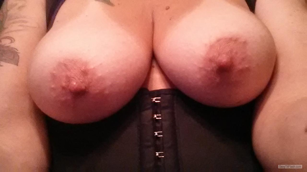 My Small Tits Selfie by Judie