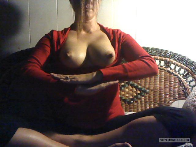 My Medium Tits Selfie by Hot Momma
