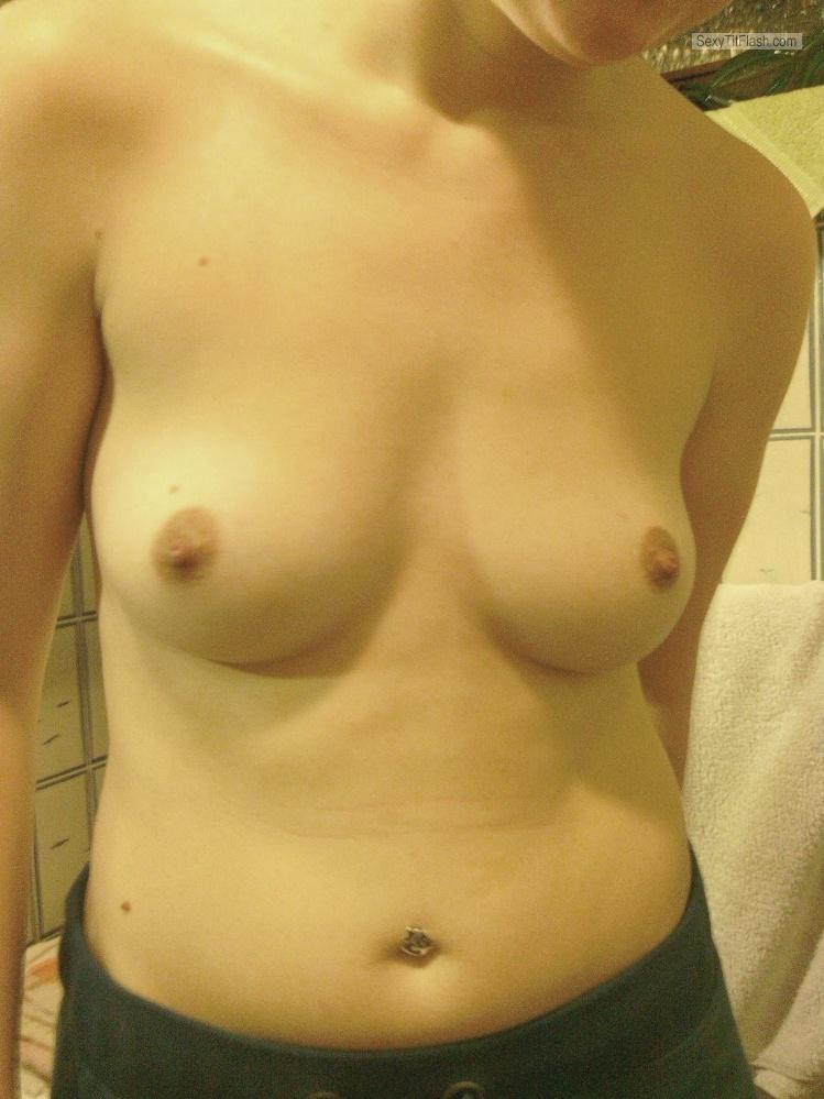 Small Tits Of My Wife Vanessa