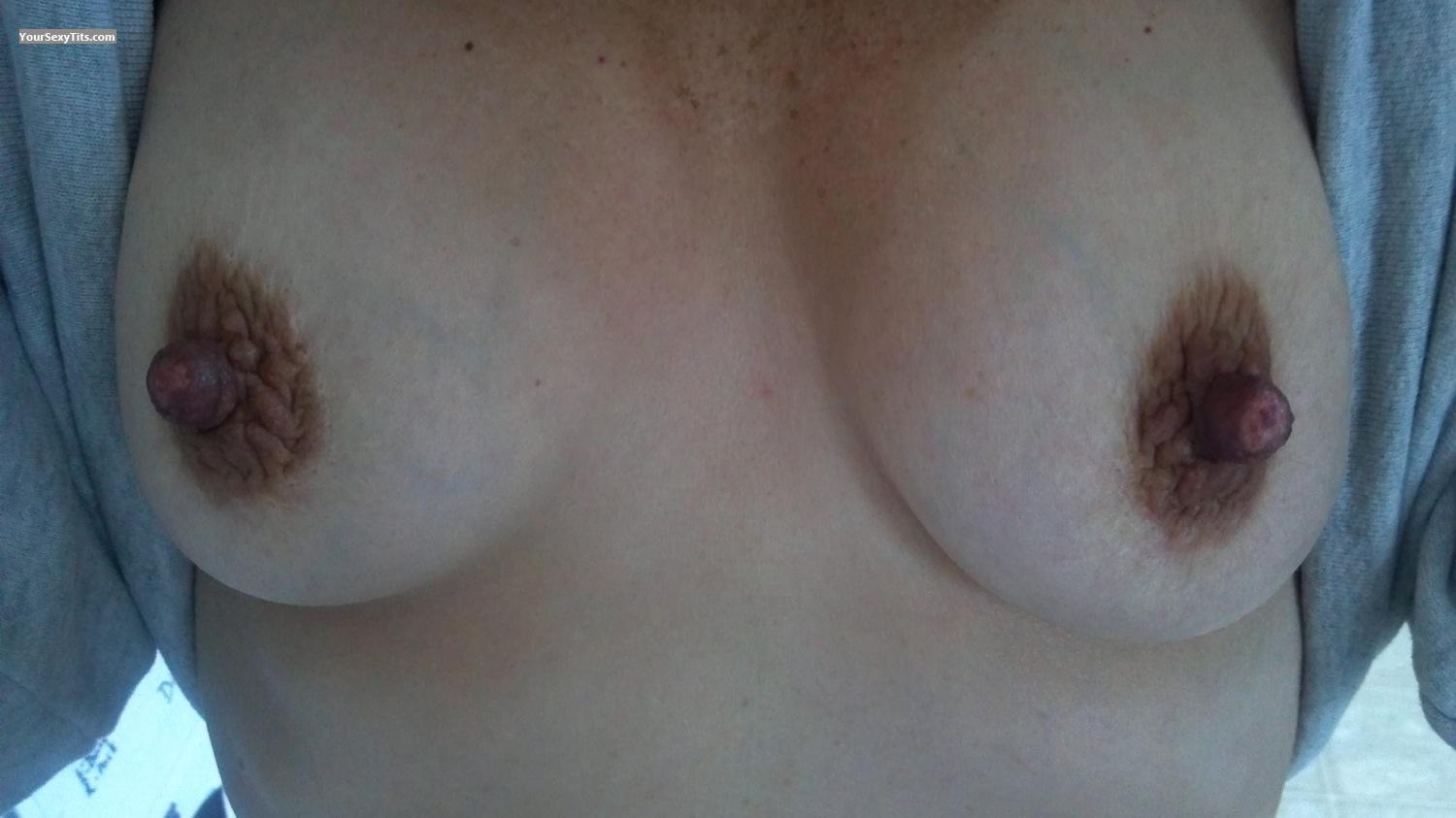 My Small Tits Selfie by GreatNips69