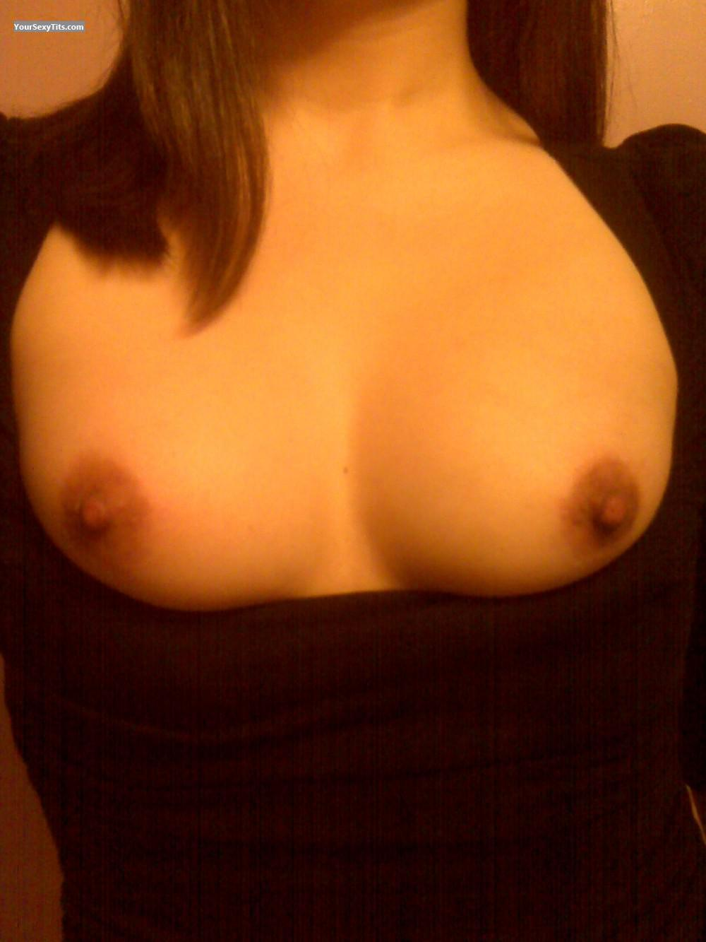 My Small Tits Selfie by Miss Terious
