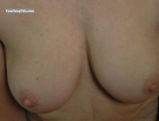 Tit Flash: Small Tits - Lewis from United States
