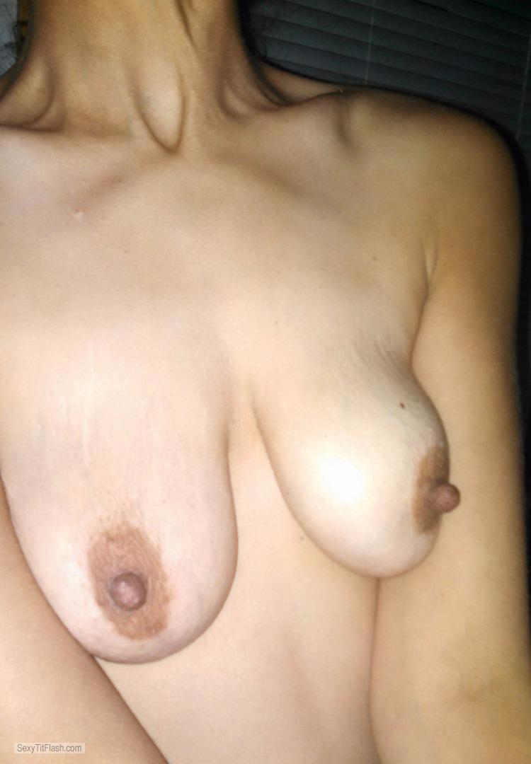 My Small Tits Selfie by Tribute