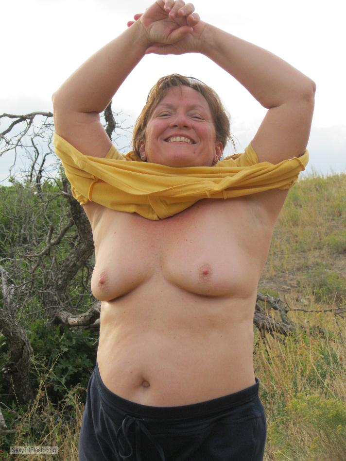 Small Tits Of My Ex-Wife Topless Karenkri