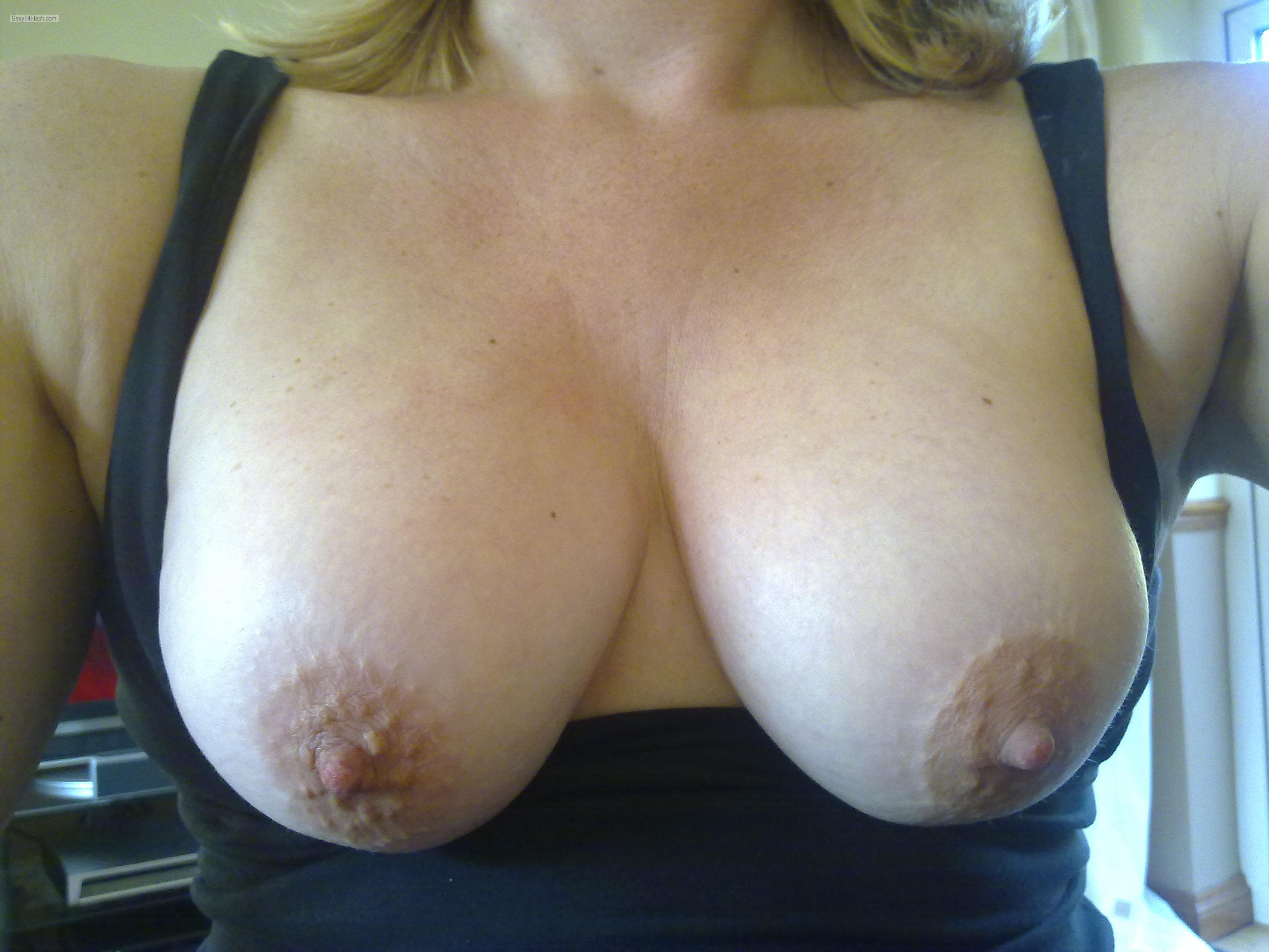 Big Tits Of My Wife PJ.