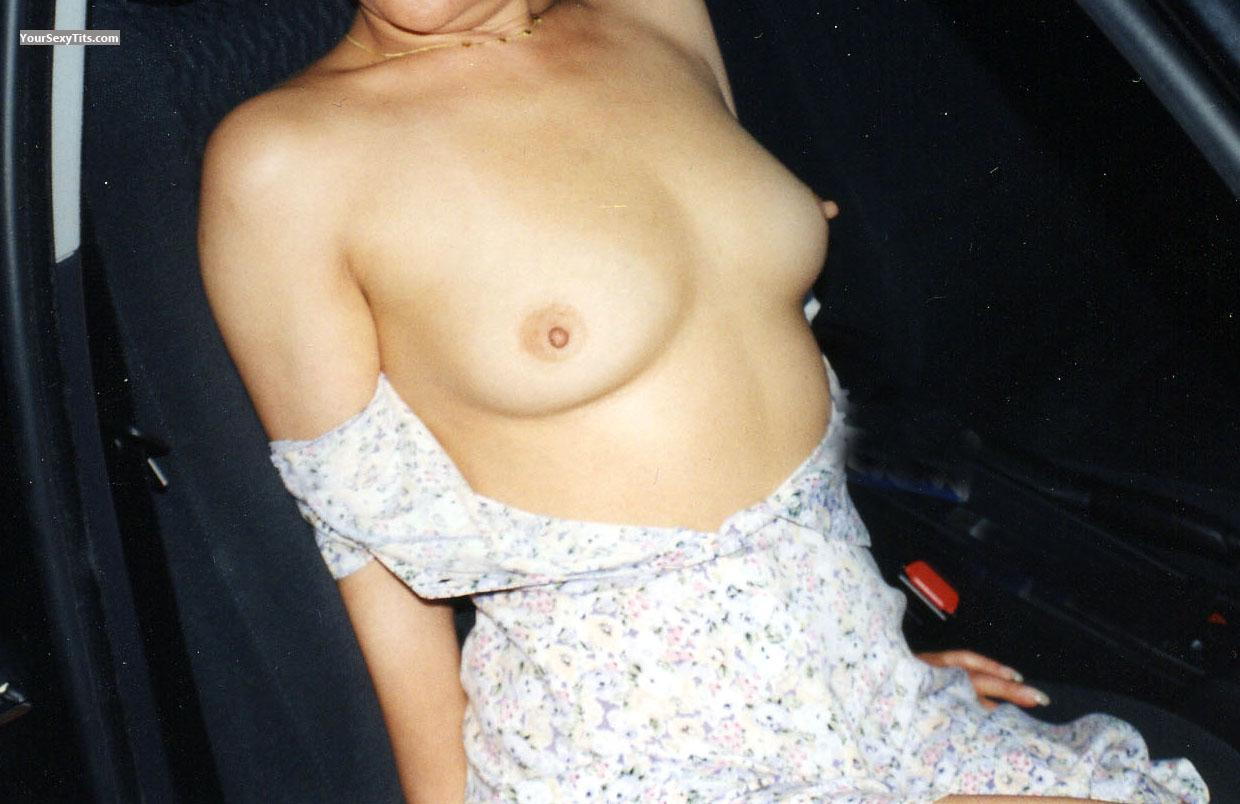 Tit Flash: Small Tits - Topfoto1 from Germany