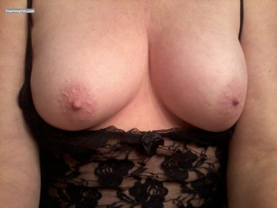 Small Tits Of My Wife Selfie by BJ