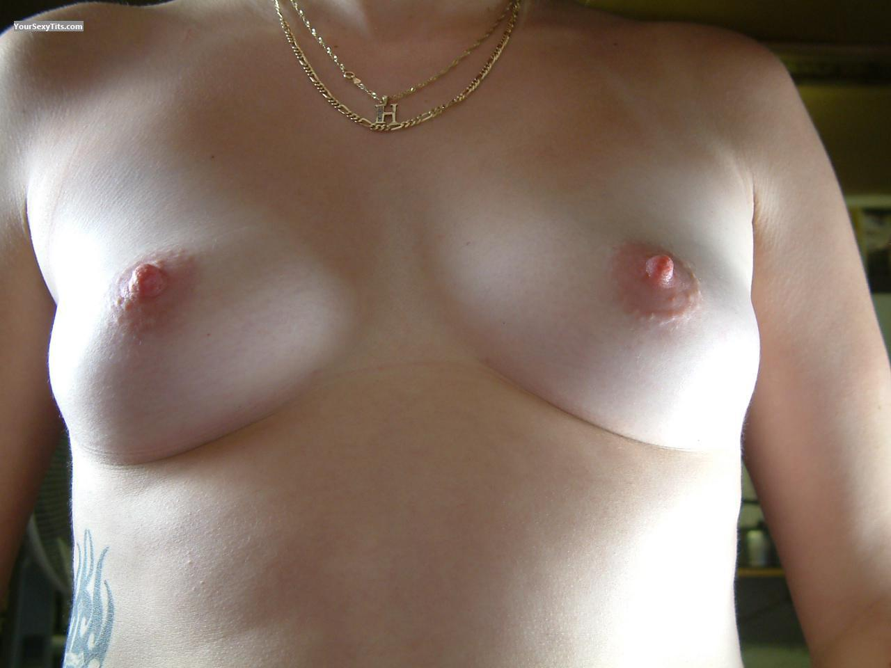 Small Tits Of A Friend My Mate