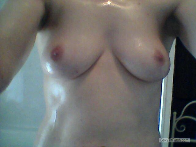 Tit Flash: My Small Tits (Selfie) - Shar from Ireland