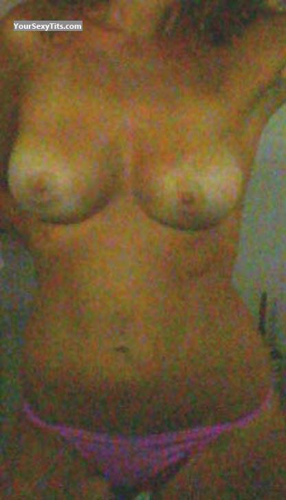 Tit Flash: My Small Tits (Selfie) - Cri from Italy