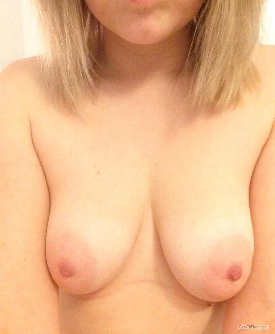My Small Tits Selfie by Sexy Sarah