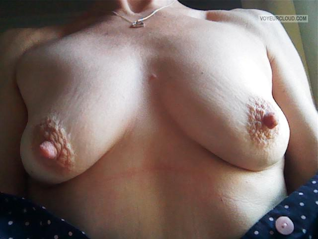 My wifes big tits friend sucks my cock 3