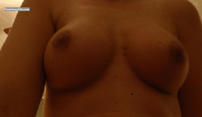 Small Tits Of My Wife Selfie by Sweet Wife's Firm Boobs