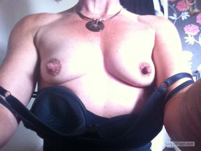 Tit Flash: My Friend's Small Tits - Jo from United Kingdom
