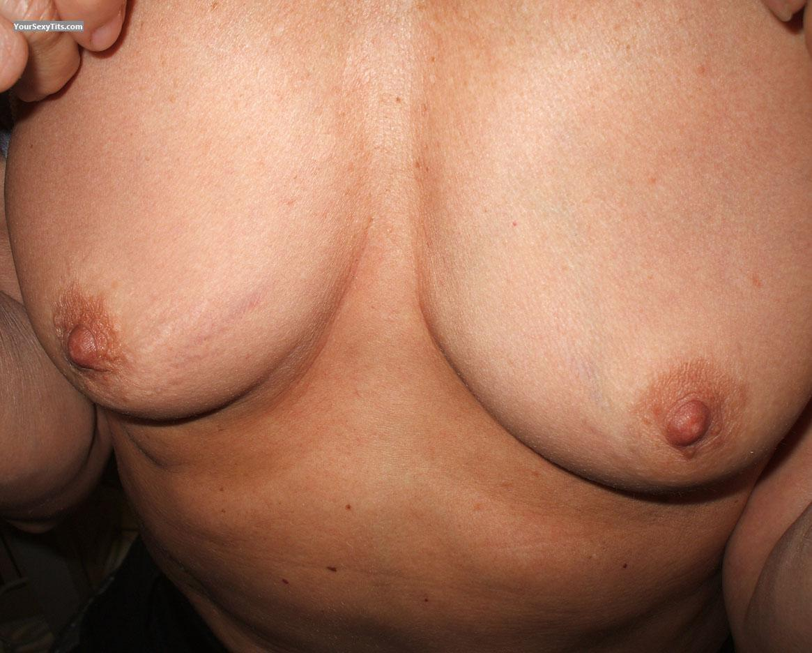 Tit Flash: Small Tits - LadyL from United States