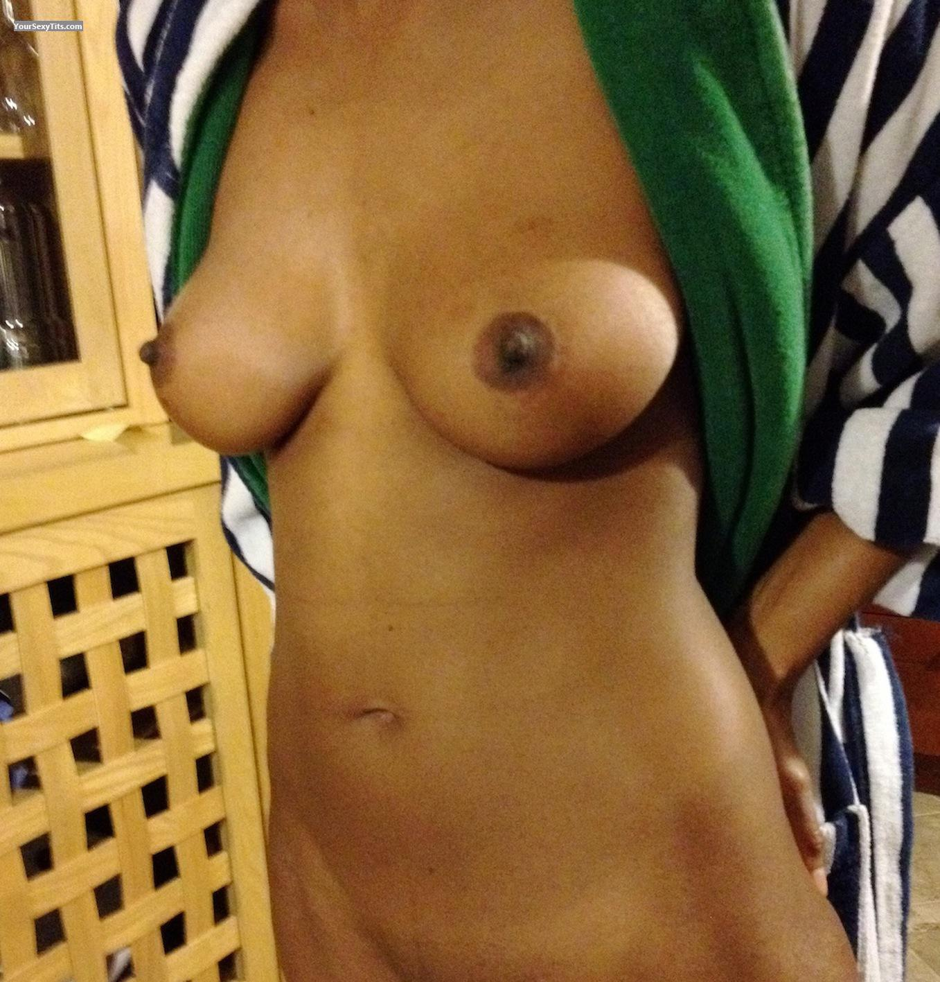 Small Tits Of My Wife Teaser