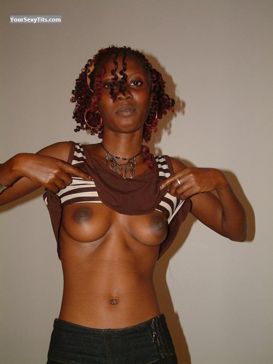 Small Tits Of A Friend Topless Kadiga