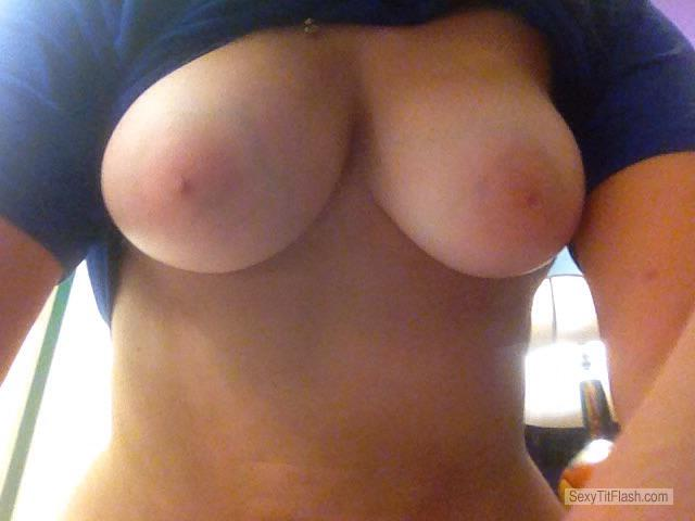Small Tits Of My Ex-Girlfriend Selfie by Slut I Knew From Key West