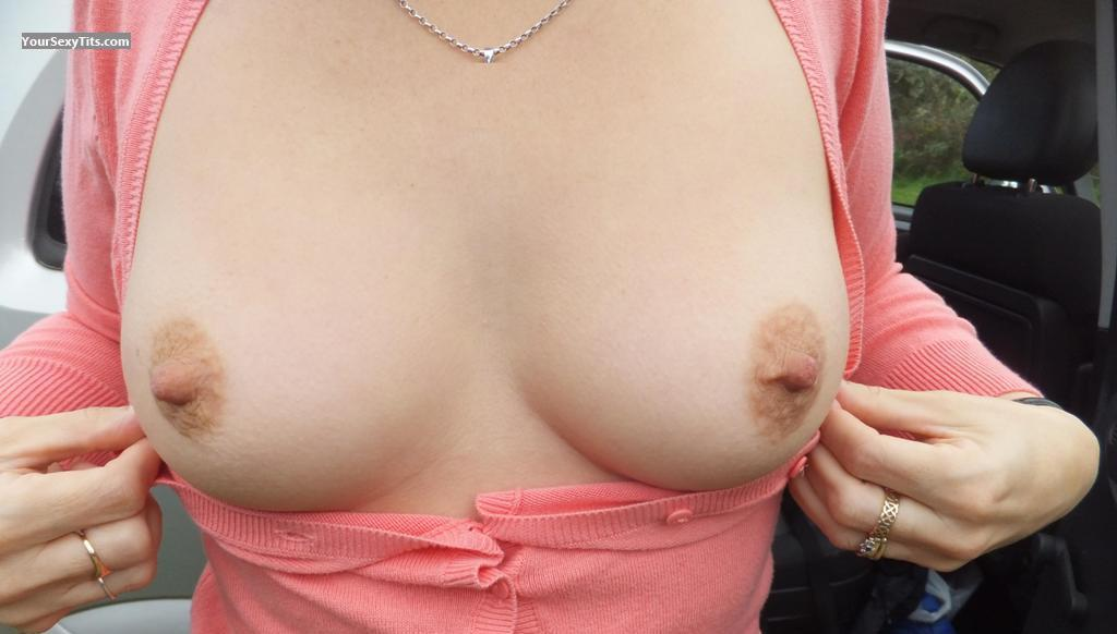 Small Tits Of My Wife Posh