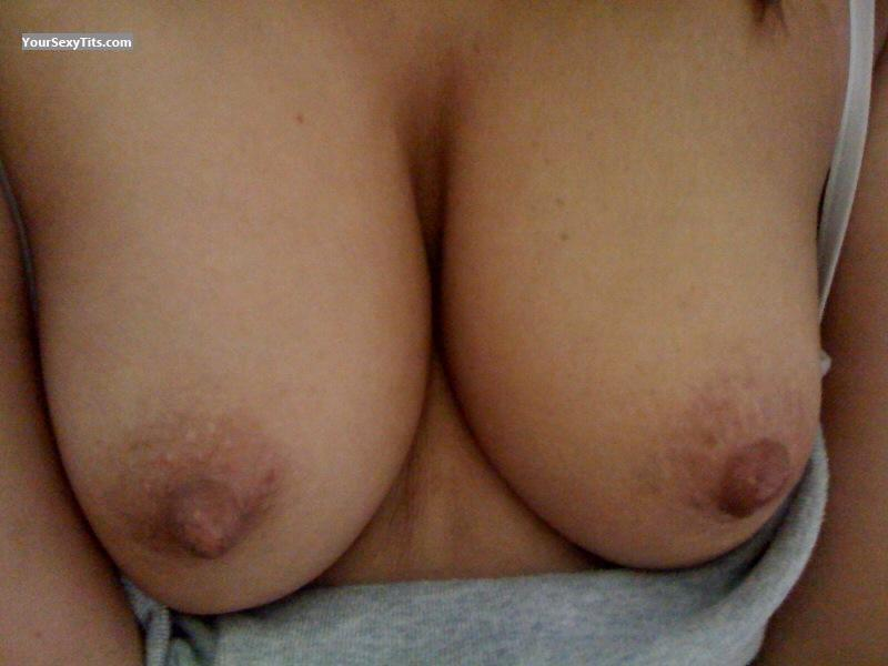 Tit Flash: Small Tits - Priya from United States