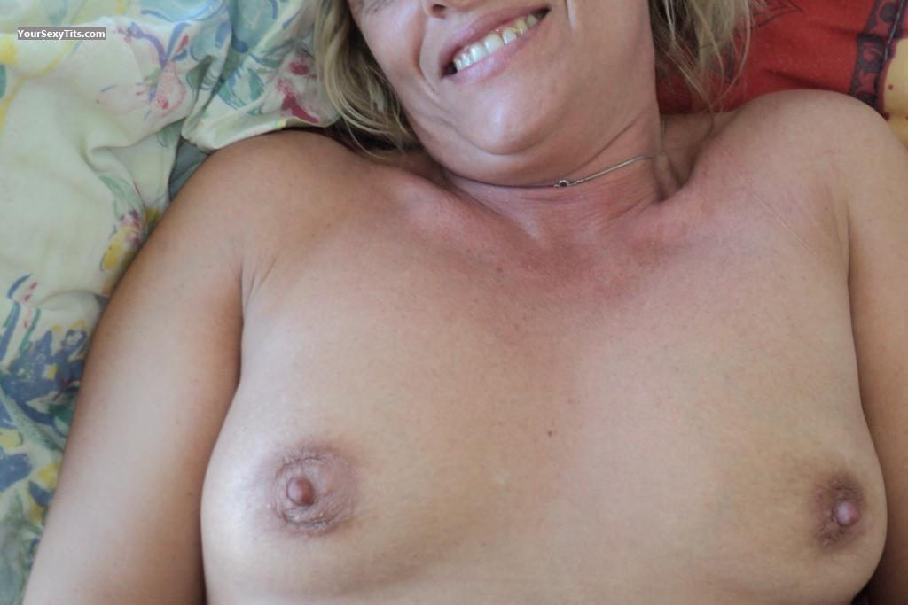 Tit Flash: Small Tits - Nice Small Tits from France