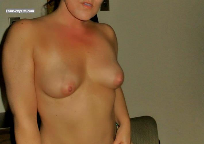 Small Tits Of My Wife !
