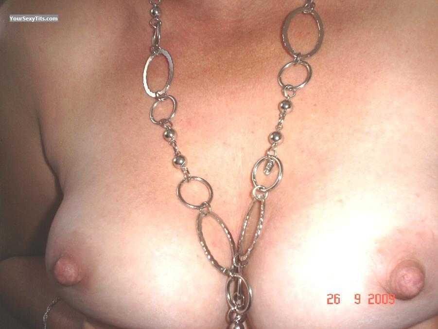 Tit Flash: Small Tits - Peter from Czech Republic