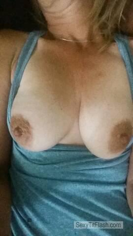 My Small Tits Selfie by Nipples