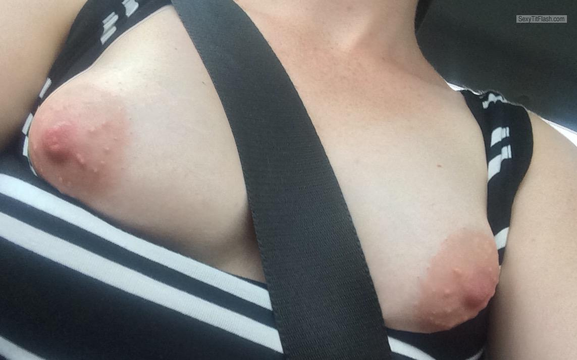 My Small Tits Selfie by Smallperky