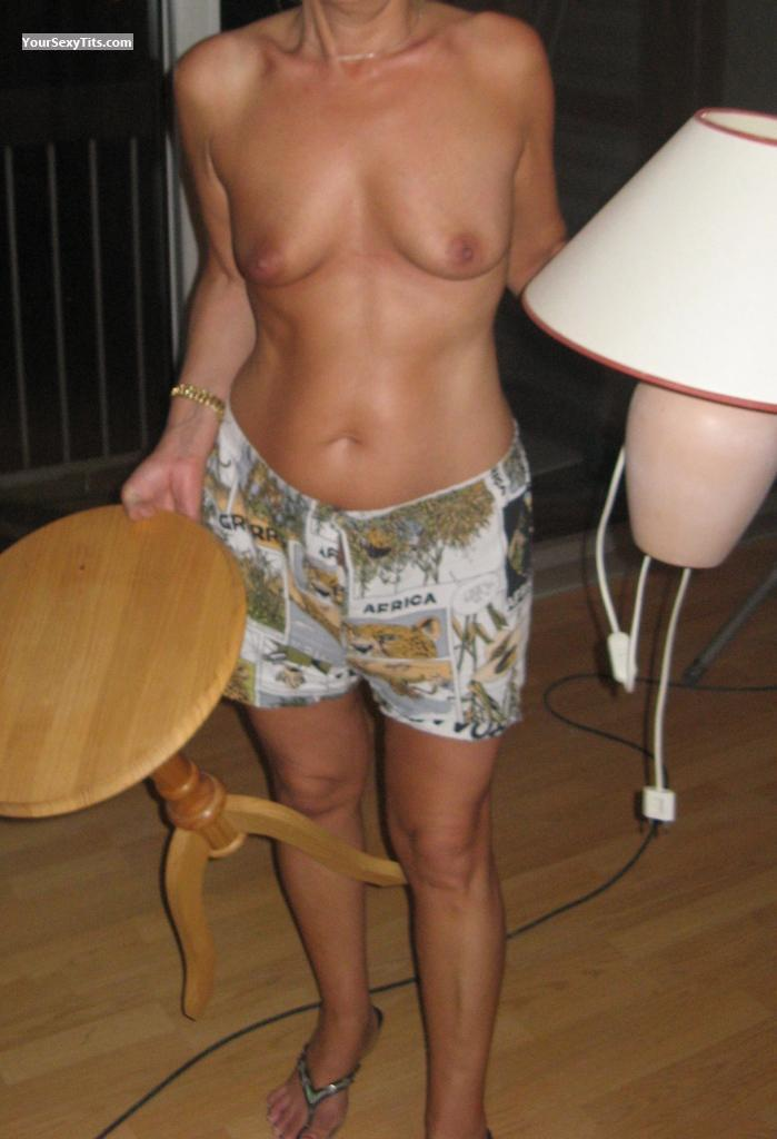 Small Tits French Milf