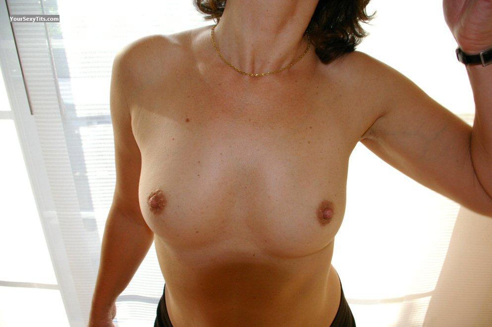 Tit Flash: Small Tits - Cherro from Germany