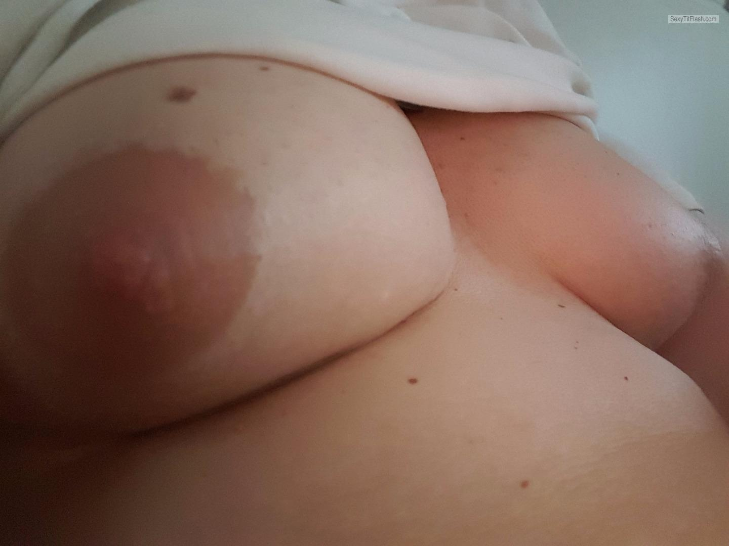 My Small Tits Selfie by Gabriela