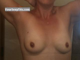 My Small Tits Selfie by MrsHTM