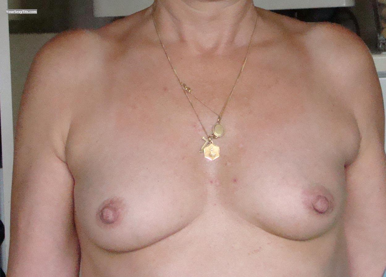 Tit Flash: Small Tits - Fotokatje from Belgium