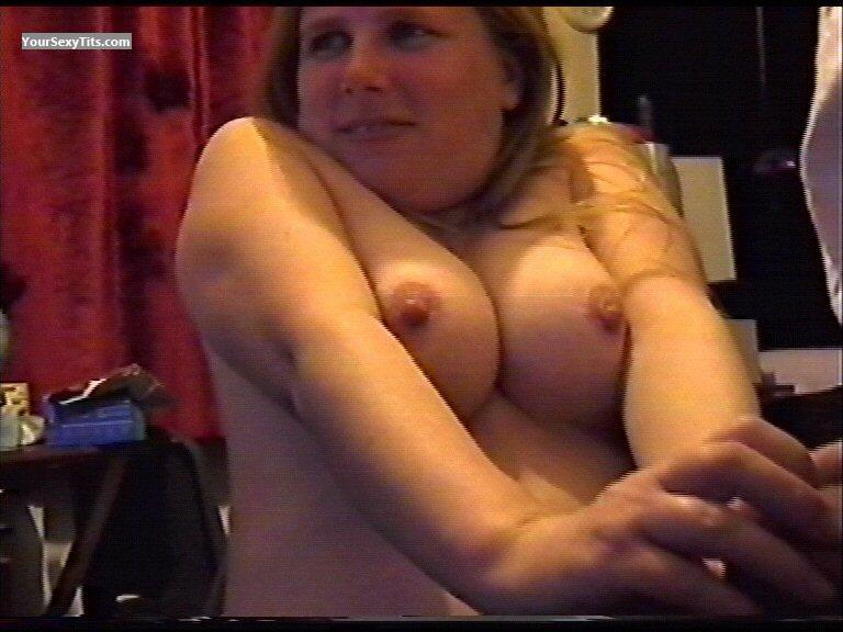 Tit Flash: My Small Tits (Selfie) - Topless Hotfreak from United Kingdom