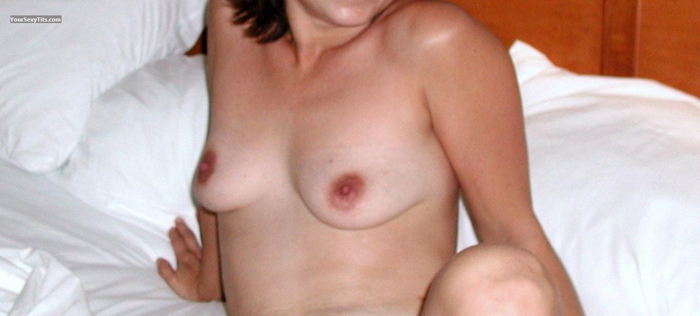 Tit Flash: Small Tits - Lisa T from United States