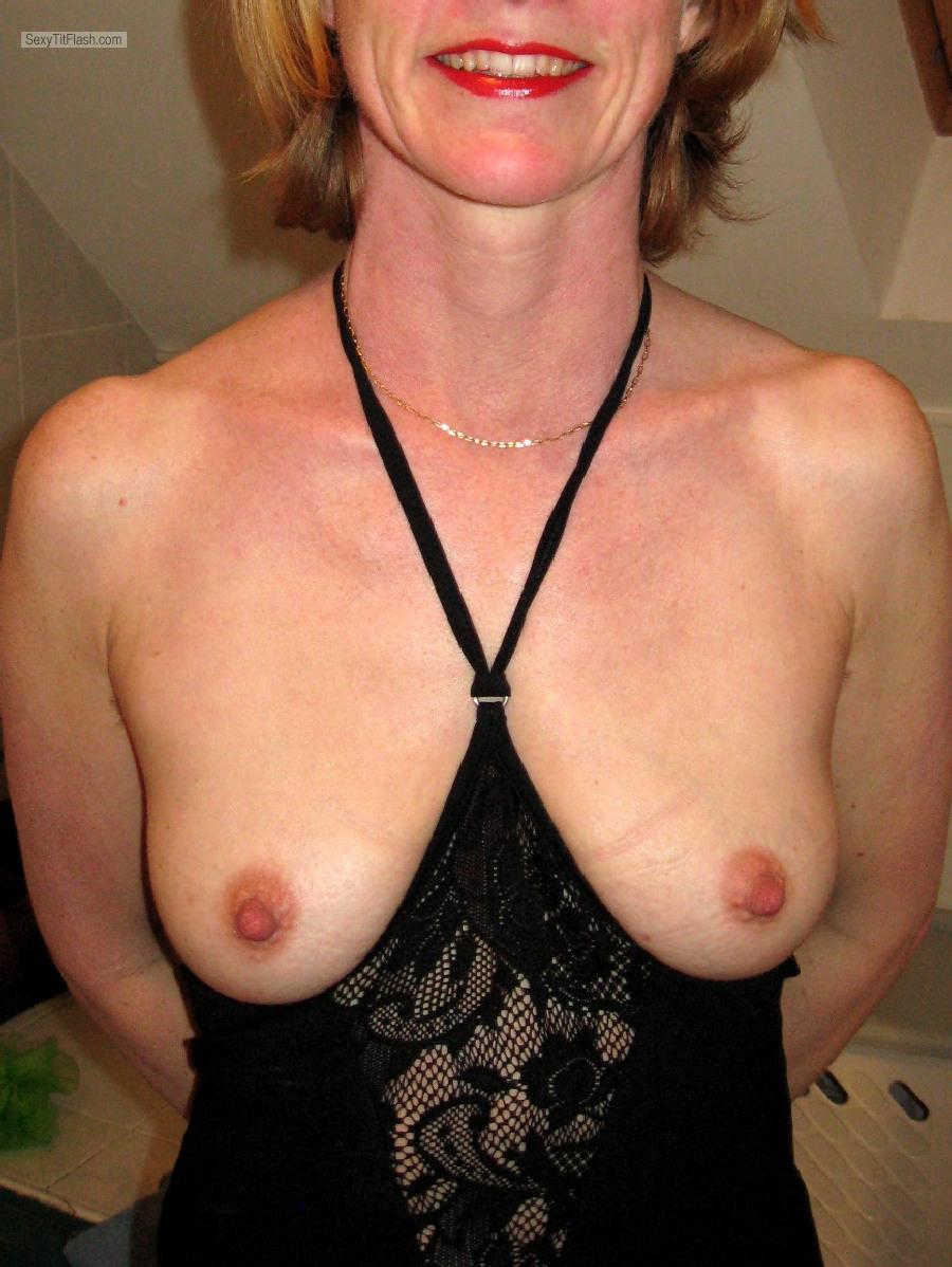 Small Tits Of My Wife Cathy