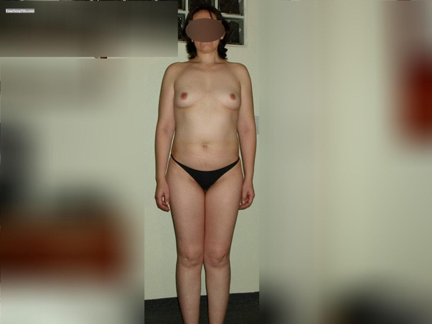 Small Tits Wife Natural Breasts