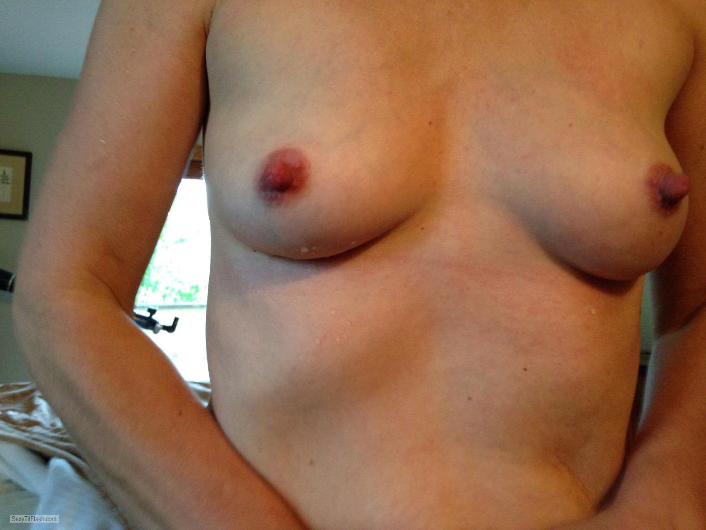Small Tits Of My Wife Kelly