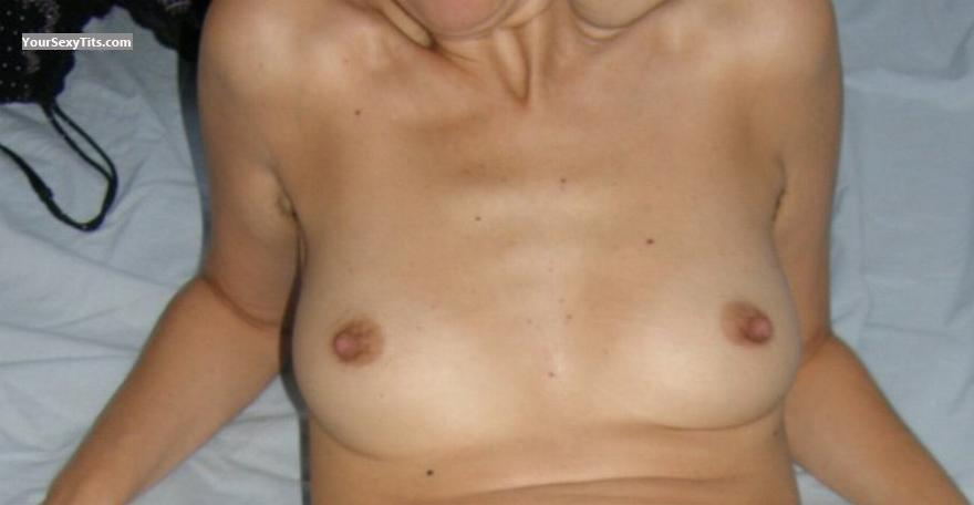 Tit Flash: Small Tits - Anable from Spain