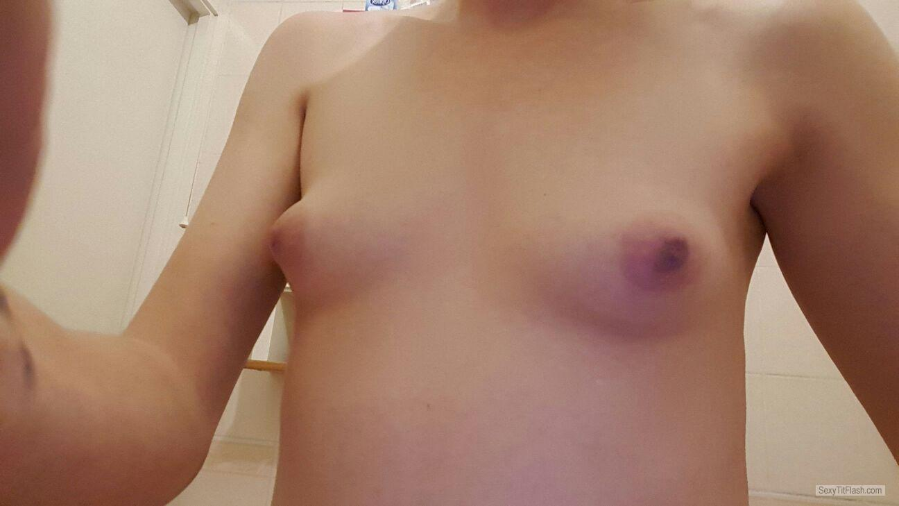 My Small Tits Selfie by Juicytits88