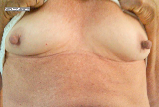Tit Flash: Small Tits - CountyRoad from United States