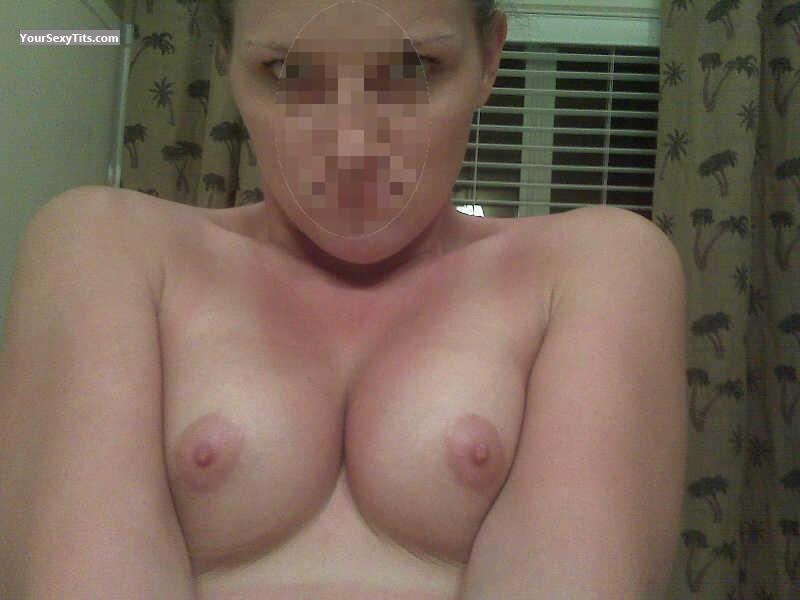 My Small Tits Selfie by Terri