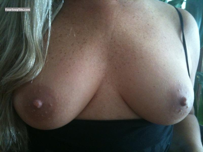 Tit Flash: Small Tits - Murphy from United States