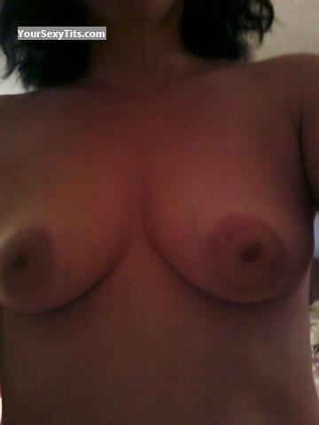 My Small Tits Selfie by Melanie