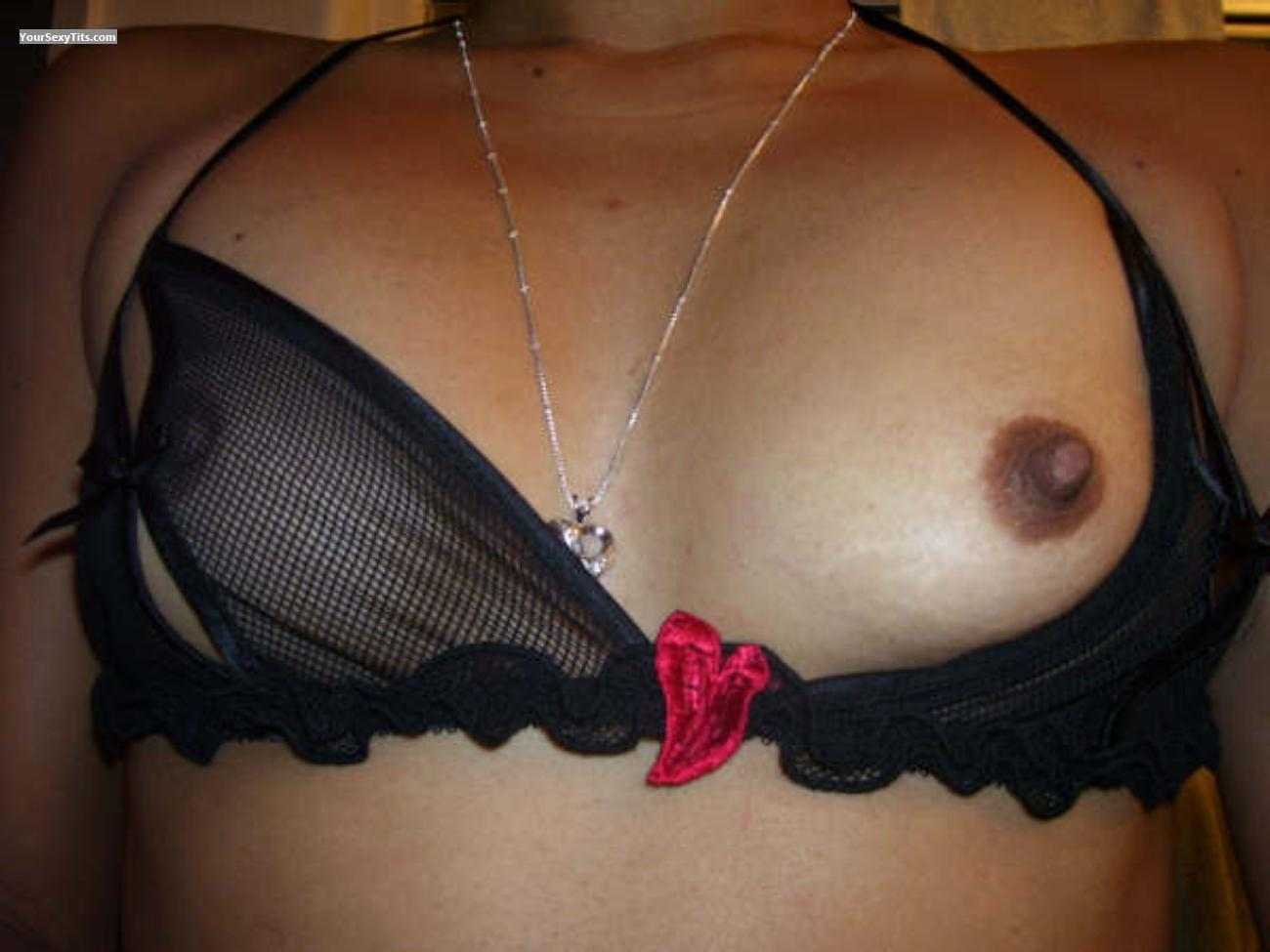 My Small Tits Selfie by Yvette