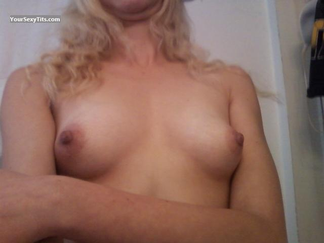 My Small Tits Selfie by Toni