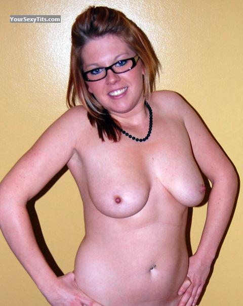 Tit Flash: Small Tits - Topless Judy from Mexico
